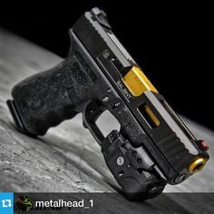 Glock Salient Arms InternationalLoading that magazine is a pain! Excellent loader available for your handgun Get your Magazine speedloader today! http://www.amazon.com/shops/raeind