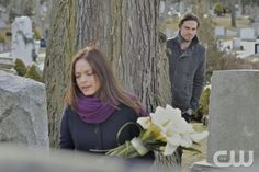 "Beauty and the Beast -- ""Anniversary"" -- Pictured (L-R): Kristin Kreuk as Catherine and Jay Ryan as Vincent— Image Number: BB119a_0188.jpg — Photo: Sven Frenzel/The CW -- © 2013 The CW Network, LLC. All rights reserved."