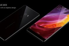 Coming soon 6.4-inch Xiaomi Mi MIX for $520, Behold the stunning : Xiaomi took to the stage today to unveil the new Mi Note 2, a semi