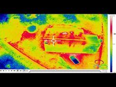 Déperdition thermique par drones