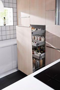 Meuble rangement pour cuisine pratique à tous les prix - CôtéMaison.fr