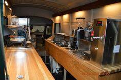 inteligencia coffee truck // nice