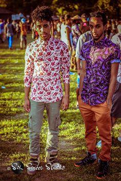 "solstreetstudio: ""Afro Punk - Twins """
