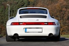 #Porsche #911 #993 #Carrera #4S