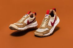 Nike Tom Sachs Mars Yard Shoes Size US 10 / EU 43