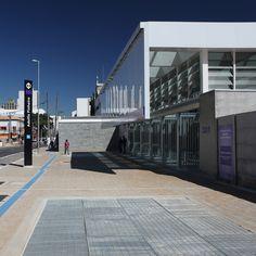 Estação Adolfo Pinheiro / BVY Arquitetos (Santo Amaro, São Paulo, Brasil) #architecture