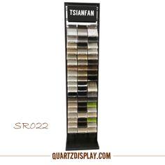 Quartz Stone Rack SR022 Contact person: Amber(amber@tsianfan.com) More Style: ww.quartzdisplay.com