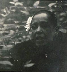 Billie Holiday  by Burt Goldblatt 1957
