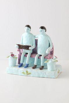 Hylton Nel, Green Couple, 2011