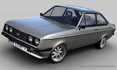 Ford Escort MKII RS 2000 - Good Old Valves