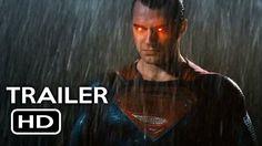 Batman v Superman: Dawn of Justice Official Trailer #3 (2016) Ben Afflec...
