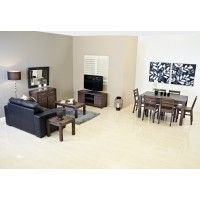 CAUSEWAY 11pce Bundle $999  7pce Dinning Suite, Buffet, TV Unit, Coffee Table, Lamp Table  SUPER AMART