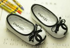 Chanel shoes for Kids, I just died!