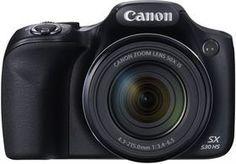 Canon PowerShot SX-530 HS.Fotocamera compatta.