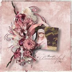 "Kit "" Beautiful Day "" by Paprika Designs @mijo nick-Crea Photo by Sandra http://digital-crea.fr/shop/kits-complets-c-1/beautiful-day-p-16140.html#.UzAn11dHI6c"