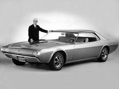 Ford Techna Concept (1968)