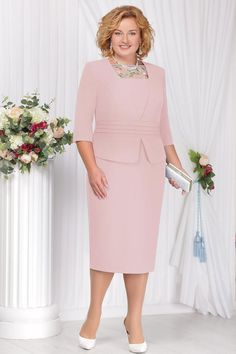 Modest Dresses, Formal Dresses, Lace Dress Styles, Plus Size Gowns, Mature Fashion, Mom Dress, Business Dresses, Women's Fashion Dresses, Dress Patterns