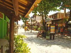 Broadway Av - Canoa Quebrada - CE - Brazil
