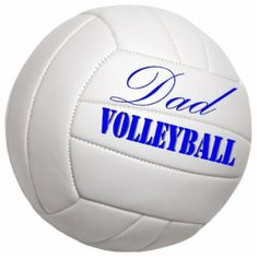Dad Volleyball Sculpture Zazzle Com Dads Volleyball Senior Night Gifts