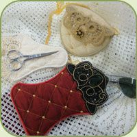 SD729 Battenburg Lace Variety Bags