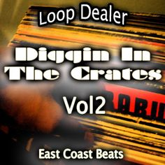 Diggin In The Crates Vol2 sounds from the likes of Slow NY Hip Hop. Mixed with smooth hip hop beats and sampling.