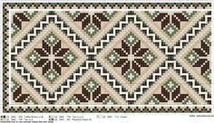 Pistachio Green, Bohemian Rug, Cross Stitch, Rugs, Decor, Ideas, Hardanger, Farmhouse Rugs, Punto De Cruz