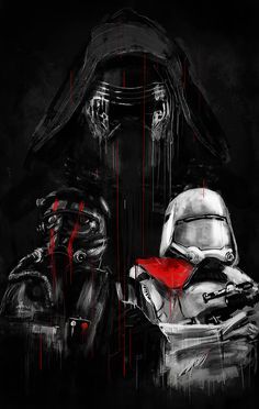 Star Wars selected works on Behance
