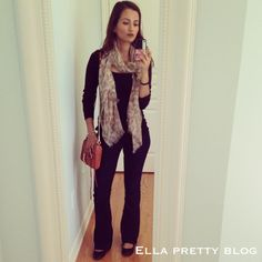 5 Pretty Things with Theresa Longo   Recent Fall Outfits!