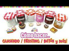 FÁCIL✔ BETÚN / GLASEADO / FROSTING / ICING / CHOCOLATE LIQUIDO - YouTube