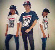 Vision Streetwear Tag Team! #leaddontfollow