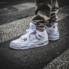 "Air Jordan 4 Retro ""Pure Money"""