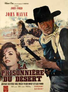 The Searchers starring John Wayne, the Duke, is considered the greatest american western of all times by the American Film Institue. Description from pinterest.com. I searched for this on bing.com/images