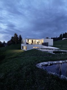 Germann House by marte.marte Architekten