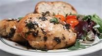 Lemon Garlic Chick slow cooker recipe.  Delicious and so easy to make.  I use…