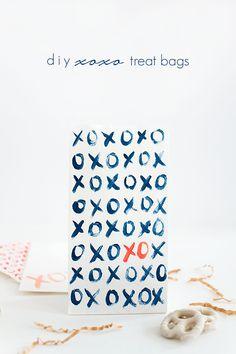 DIY XO Valentine's D...