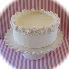 Fake Cake Heavenly Cakes Collection White by 12LegsCuriosities