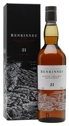 BENRINNES 1992 21 Year Old Special Releases 2014, Speyside