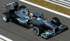 Formel 1 2013, Korea GP, Yeongam, Lewis Hamilton, Mercedes AMG