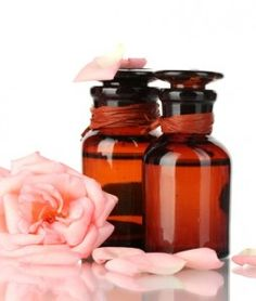New You Beauty Tip: Apply rose oil for soothing skin relief - i.e. acne, scars, rashes and burns.