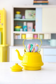 I love my yellow, well I love all the juicy colours :-) @rice_up