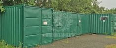 Timber Clad Archery Club Offices Case Study | Lion Containers Ltd