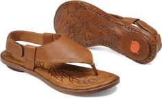 Born Womens Bora in Rust  Want these sandals...