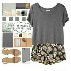 Back To School by vivarteaga on Polyvore featuring polyvore fashion style