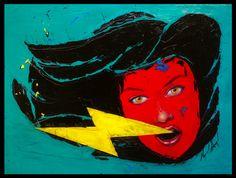 """DIALÉCTICA Mixta y óleo sobre tabla. 30x40 Obra de la serie """"7 artes liberales"""" del proyecto SEPTIES SEPTEM. http://septiesseptem.blogspot.com.es/"""