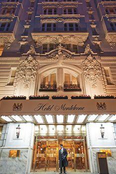 Hotel Monteleone - New Orleans
