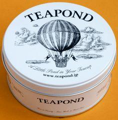 シンプルでクラシカルなオリジナルの紅茶缶コレクションです。お気に入りの銘柄をお好みの紅茶缶でスッキリと収納してみませんか?