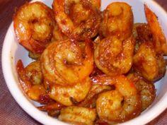 Itallian Garlic Shrimp