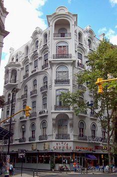 awesome Art Deco Hotel In Buenos Aires Argentina at Beautiful Art Deco Hotel In Buenos Aires Argentina In Interior Decor Art Deco Places Around The World, Around The Worlds, Chile, Argentina South America, Art Deco Hotel, Gran Hotel, Neoclassical Architecture, Art Nouveau Architecture, Argentina Travel