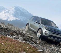Lancement explosif de la Land Rover Discovery Sport http://journalduluxe.fr/land-rover-discovery-sport/