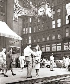 Chicago, 1947 - the year I was born
